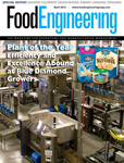 Food Engineering Magazine cover