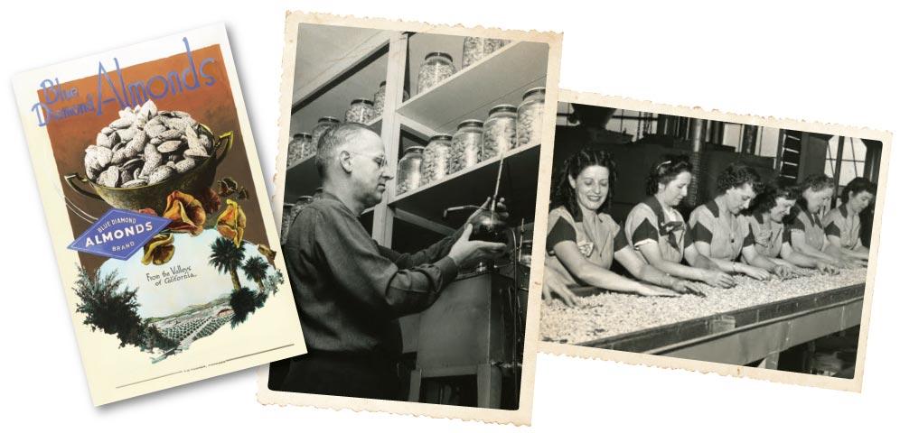 Historic employee photos